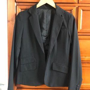 EUC New York & Company black blazer jacket
